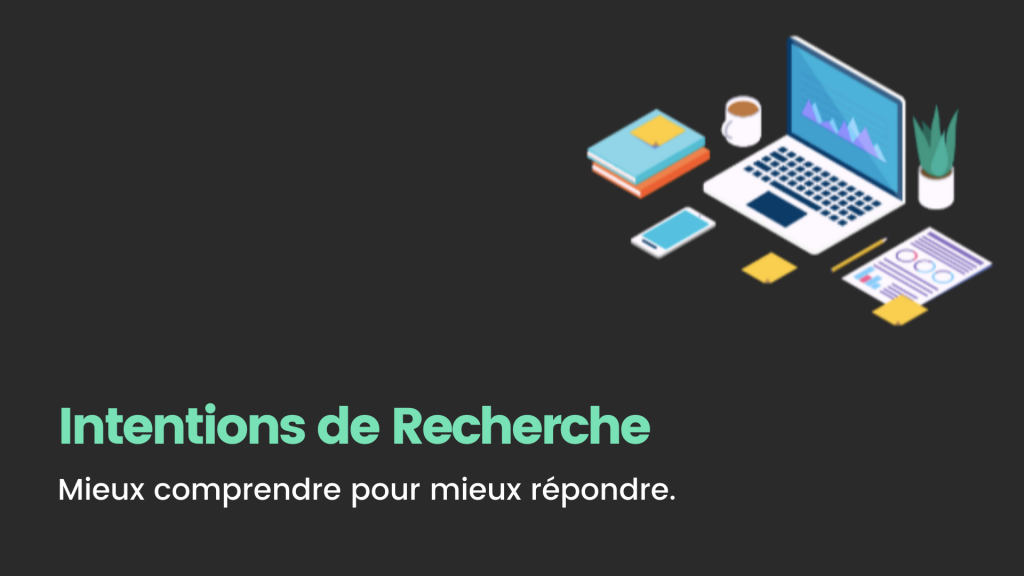 intentions de recherche referencement
