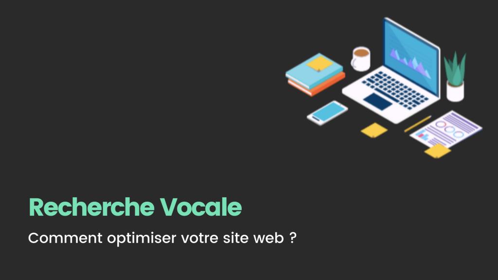 optimiser site web pour recherche vocale