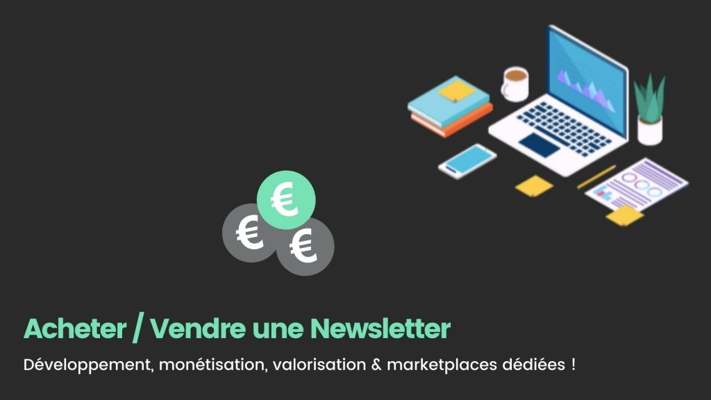 acheter vendre newsletter